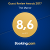 Awards Booking The Manor
